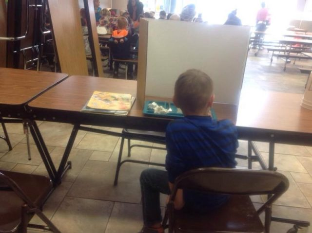 Laura Hoover Shames School After They Punished Her Grandson