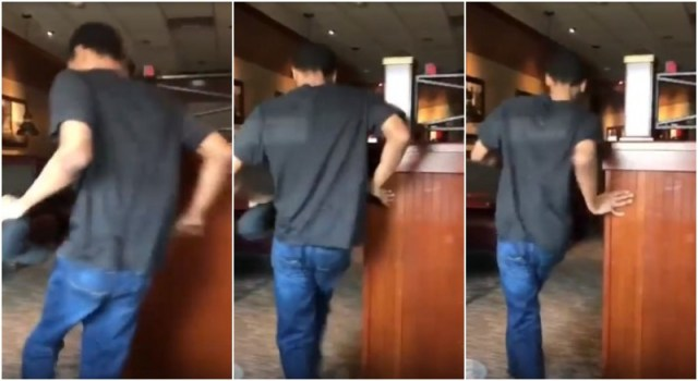 Red Lobster Rumble: Mom Smashes Glass Over Head Of Waitress