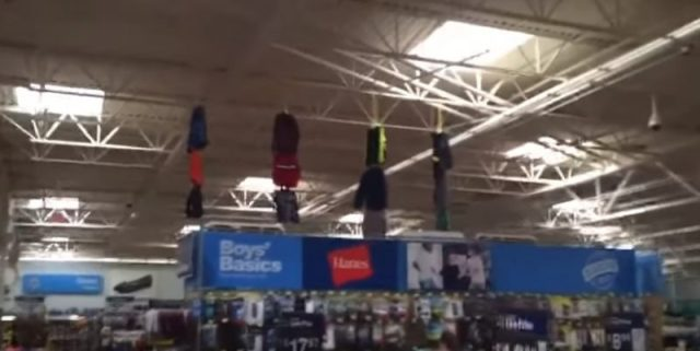 North Las Vegas Walmart Angers Shoppers With Racist Display