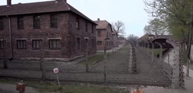 Drone Flies Over Auschwitz Death Camp, Captures Chilling Footage