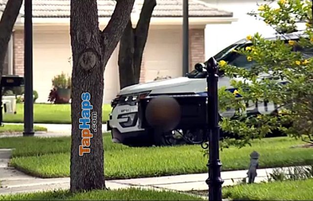 Clearwater HOA Demands Cop Remove Cruiser From Driveway Or Face Fines For Violation