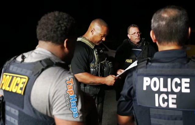 Edwin Roessler Police Chief Suspends Officer For Handing Over Wanted Fugitive To ICE