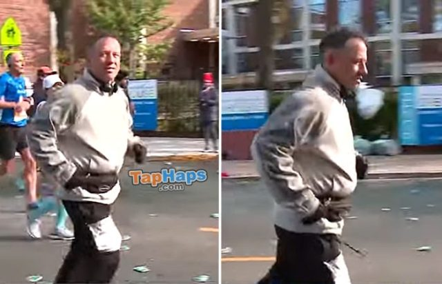 Jean Paul LaPierre Armed Robber Terrorizes Train Old Boxer Flips Him Like A Hamburger