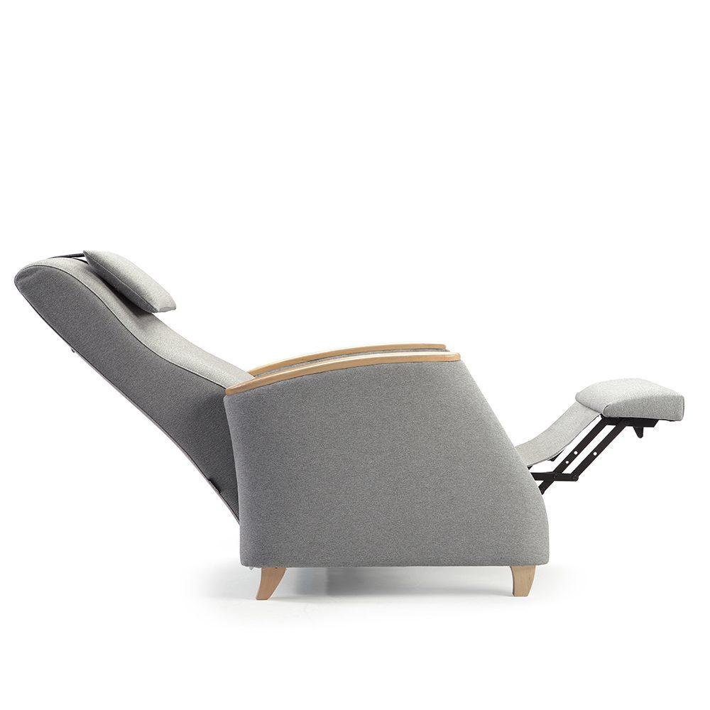 Silln reclinable  KABUL  Tapiceras Navarro
