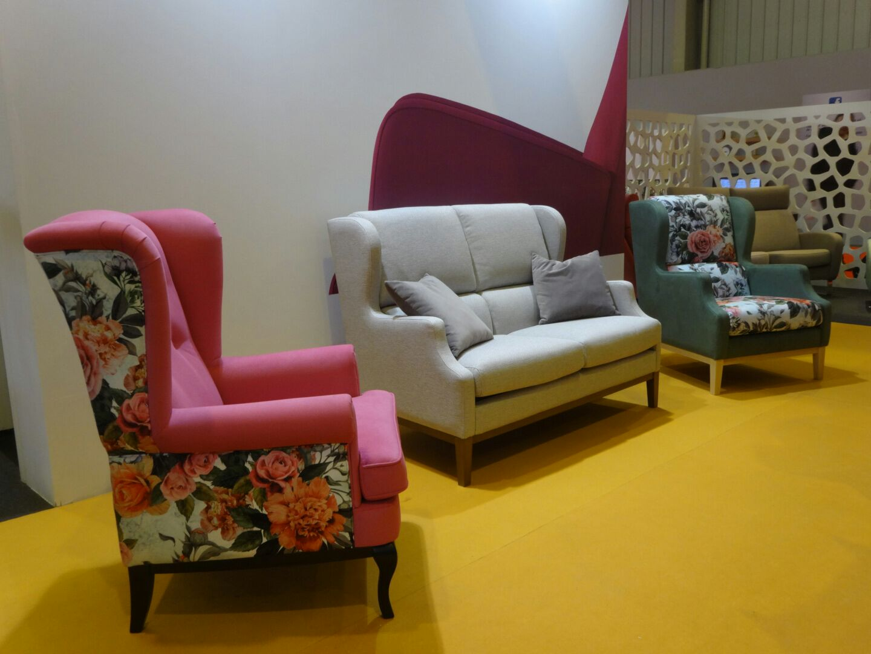 Feria del Mueble de Zaragoza 2016  Tapiceras Navarro