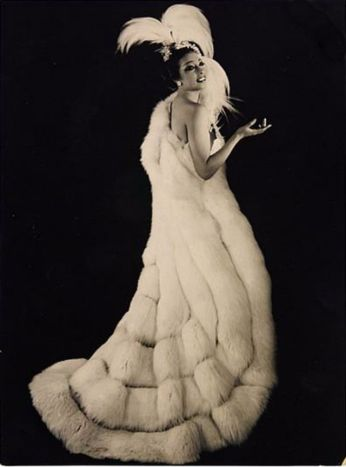 Josephine Baker 1906-1975, Missouri native, known world-wide for her flamboyancy and larger than life personality, famous mainly for her work mainly in Paris
