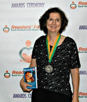 rescue me readers favorite award