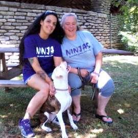Meet the Ninjas Against Animal Cruelty Rescue
