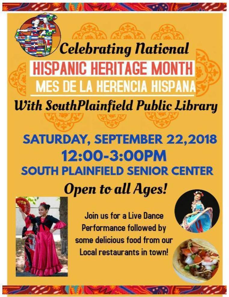 Celebrate Hispanic Heritage Month With The South