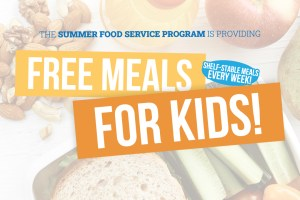 Free Meals for Kids in Covington