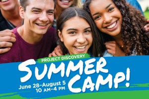 Project Discovery Summer Camp