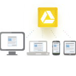 Google Drive Connects you to all of your devices