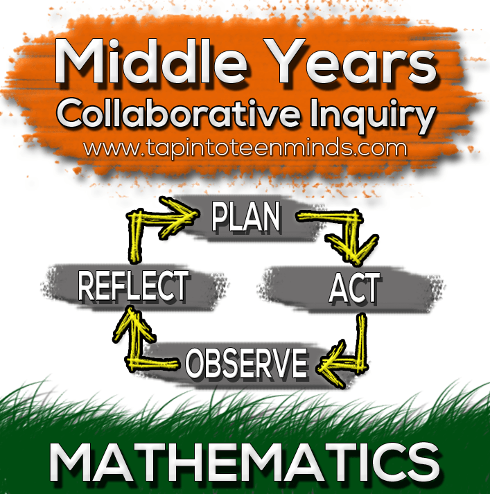 Middle Years Collaborative Inquiry (MYCI) in Mathematics