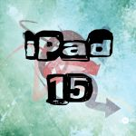 Apple iPad Deployment Backgrounds | Number Your Class Set of iPads, iPods, Android Tablets #15