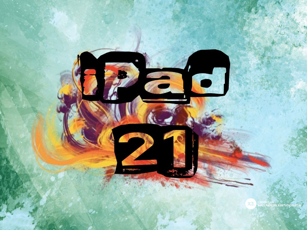 Apple iPad Deployment Backgrounds