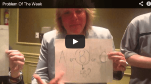 Gauss Math Contest Conundrum | Tecumseh Vista Academy Math Contest