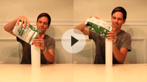 Real World Math Task - Popcorn Picker by Dan Meyer