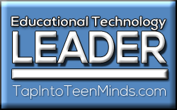 Lillian Bertrand's Educational Technology Leaders List Badge