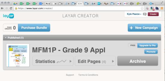 Layar Augmented Reality - Layar Creator