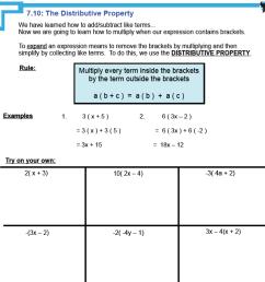 MFM1P Grade 9 Applied Math Help Resources   Handouts [ 1390 x 1390 Pixel ]