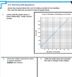 Functions Of Linear Relationship Worksheets   Printable Worksheets and  Activities for Teachers [ 1400 x 1400 Pixel ]
