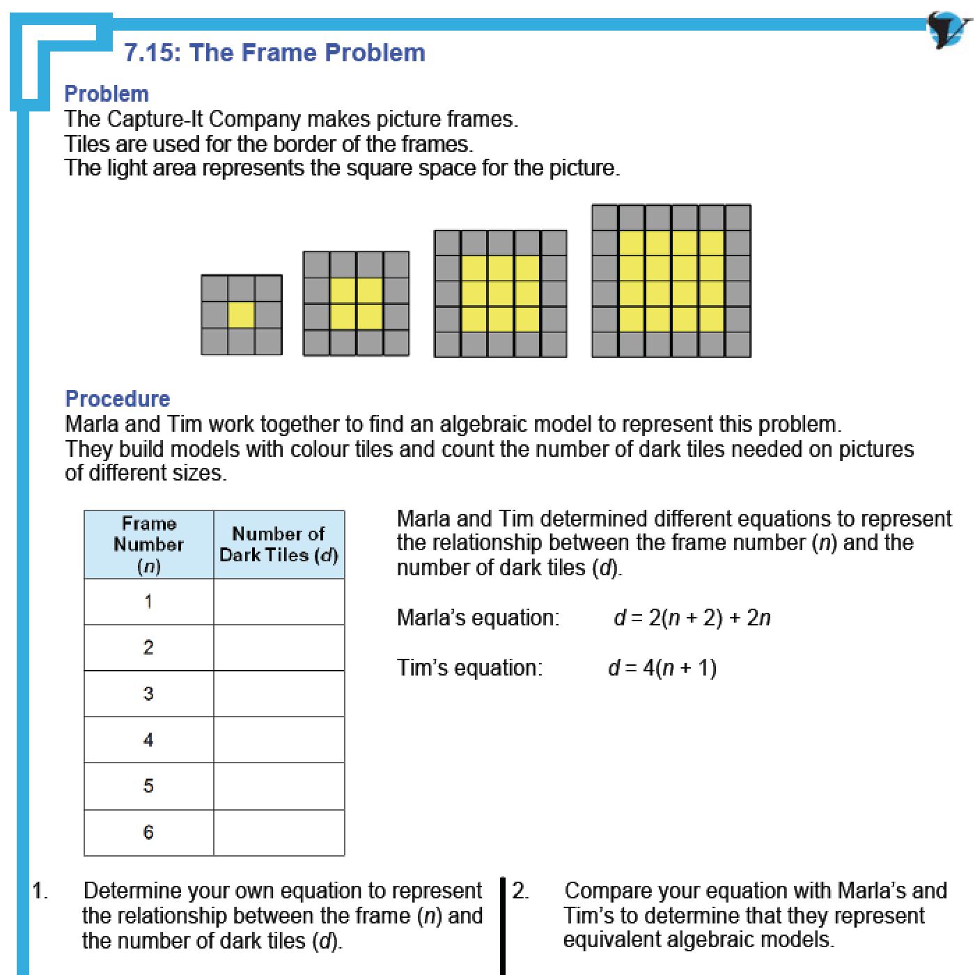 hight resolution of MFM1P Grade 9 Applied Math Help Resources   Handouts
