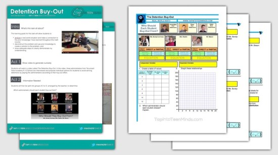 Download the Teacher Resource Guide and Task Consolidation Template - Detention Buyout
