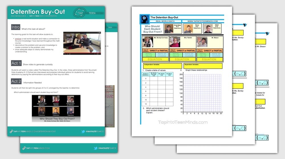 Download the Teacher Resource Guide and Task Consolidation Template ...