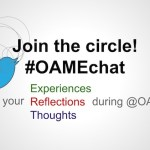 OAMEchat 2015 Twitter Chat Graphic