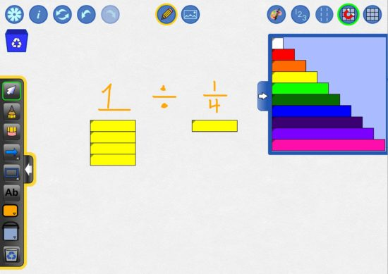 Mathies Relational Rods 1 divided by 1:4
