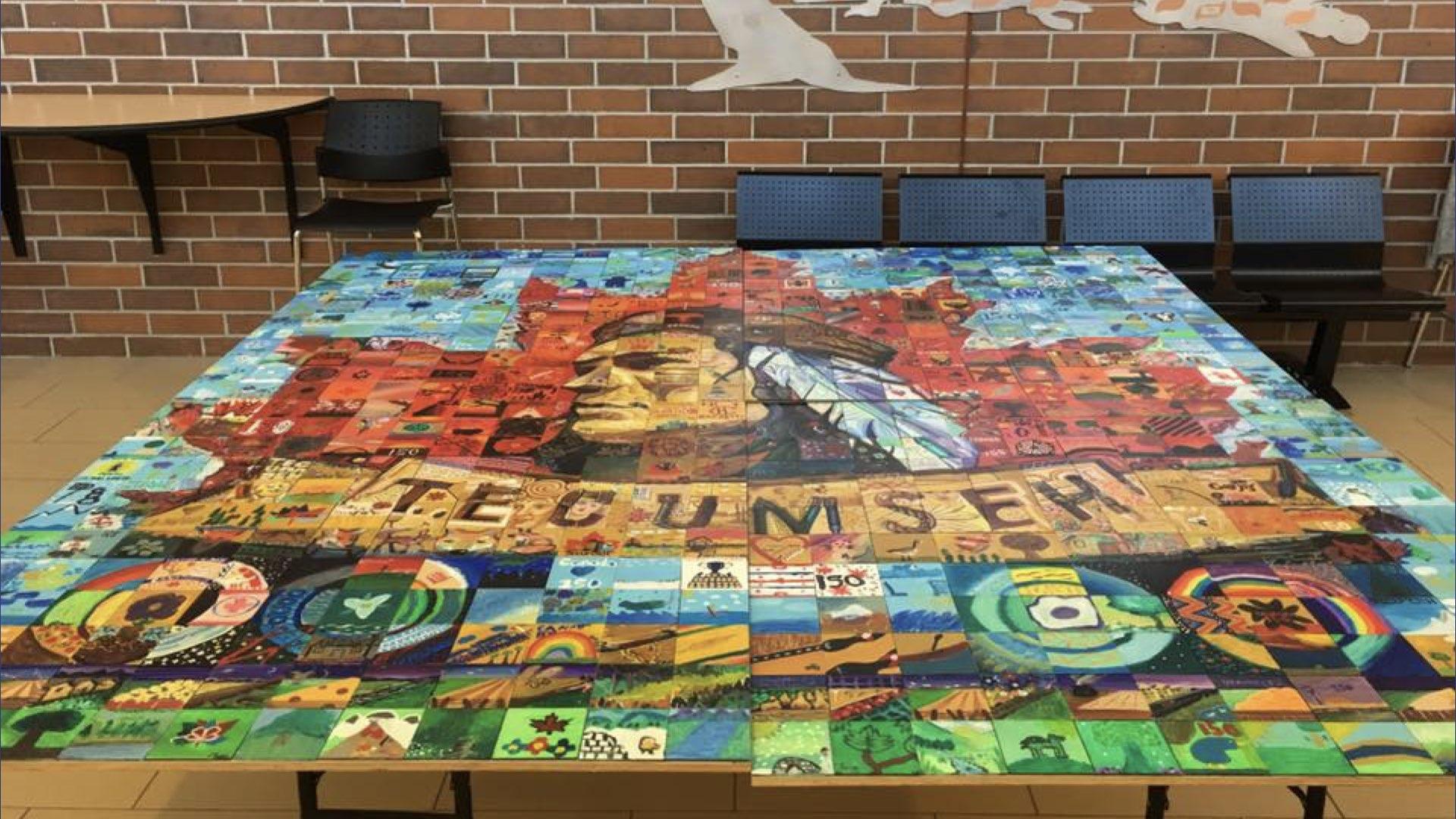 Massive Mosaic 3 Act Math Task