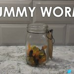 Gummy Worms 3 Act Math - Adding and Subtracting With Part-Part-Whole Model