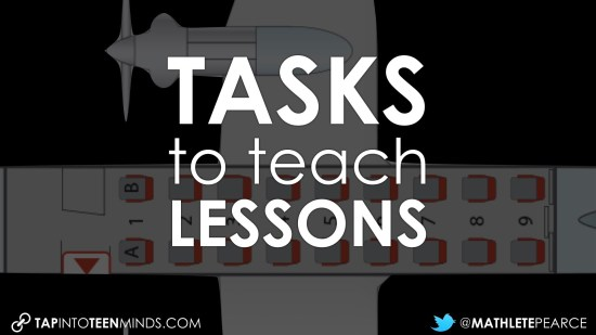 Using Tasks to Teach Lessons - Featured Image