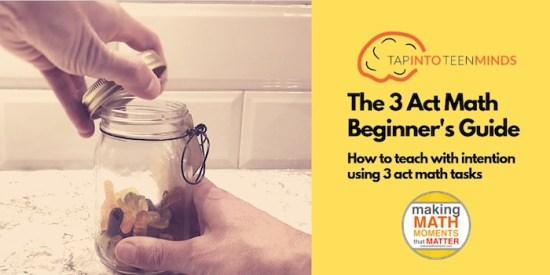 TITM - The 3 Act Math Beginner's Guide Featured Image