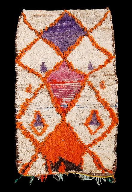 tapis boucherouite 4 modeles de tapis