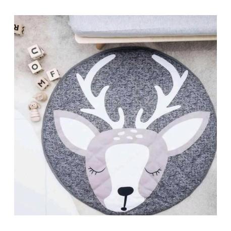tapis d eveil avec un cerf