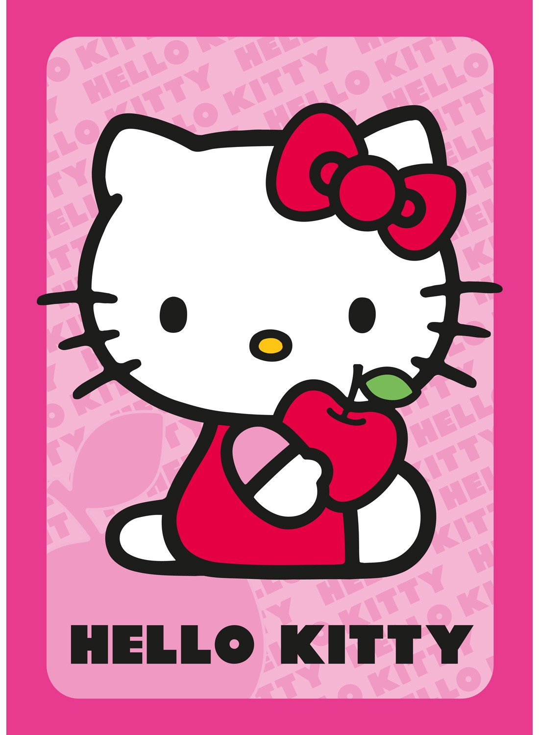 Chambre Hello Kitty Complet Les Tapis Hello Kitty Pomme Rose