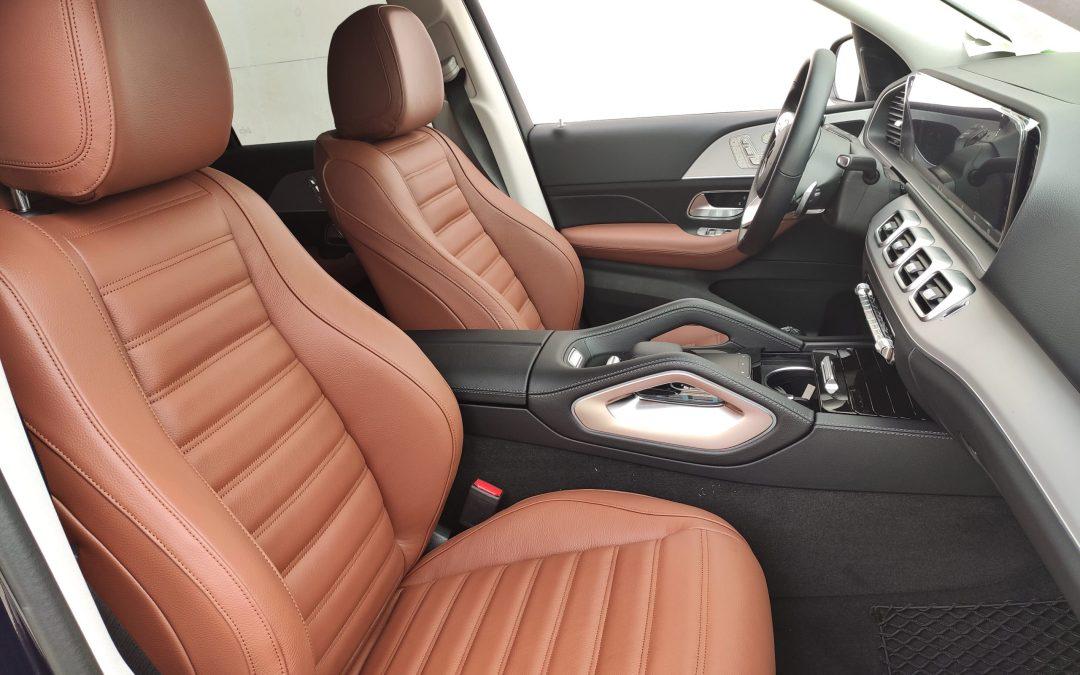 Mercedes GLE 167
