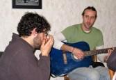Abe and Craig make some music