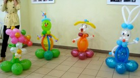 Awesome balloon creations