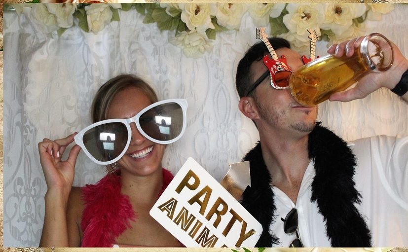 Wedding Celebration Photo Booth Hire