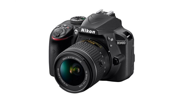 Nikon D3400 Specifications and Price in Nepal