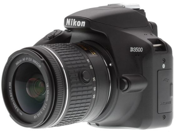 Nikon D3500 Specifications & Price in Nepal