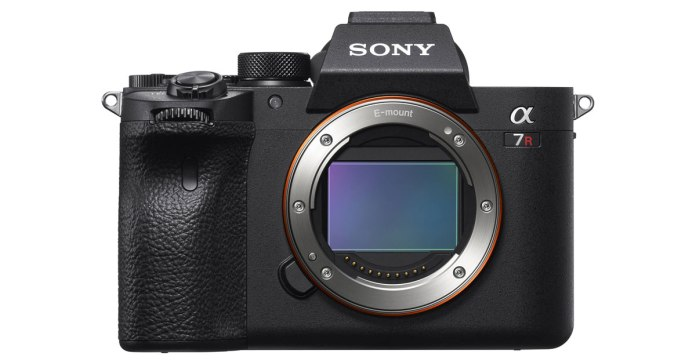 Sony A7R IV Specifications & Price in Nepal