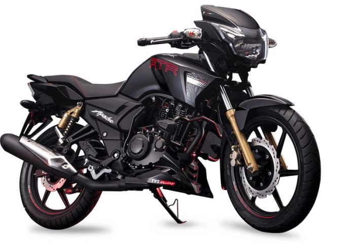 TVS Apache RTR 180 4V Price in Nepal Bike Specifications and Features