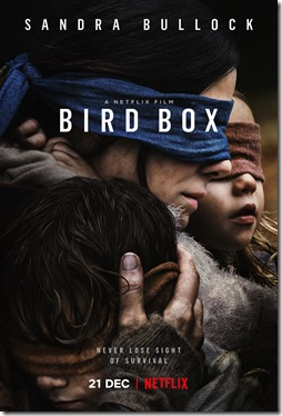 Bird Box. Courtesy Netflix