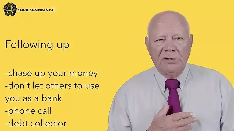 Monitor Your Finances training video Business 101 Training by Tapp Advisory