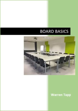 Board Basics eBook by Warren Tapp cover