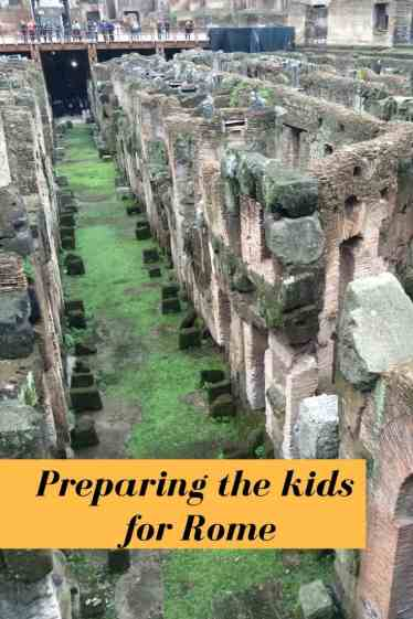 Instead of reading them a boring Travel Guide, I found kids travel books of Rome to be helpful in outlining what they can expect in Rome. Kids' Travel Books of Rome