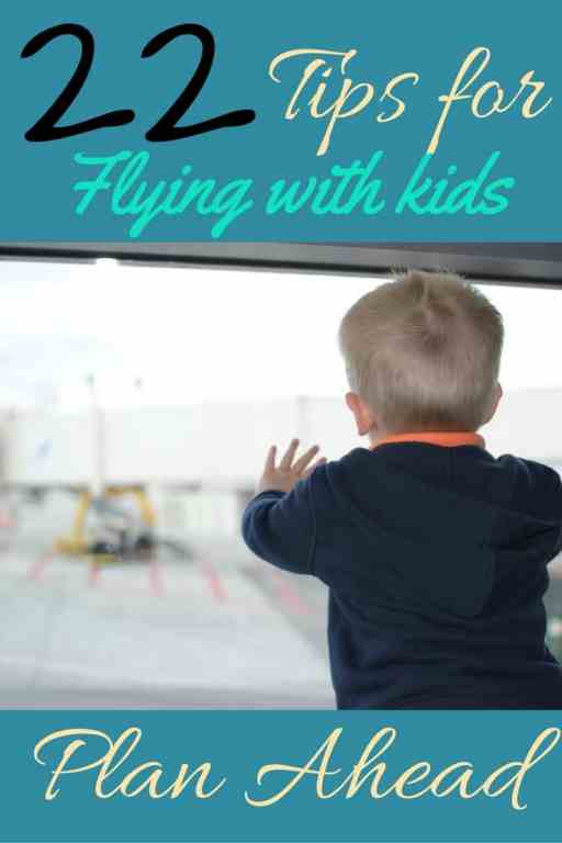 How to fly with kids - a few distractions, entertainment ideas and tips for surviving long or short flights with kids. Flying with kids